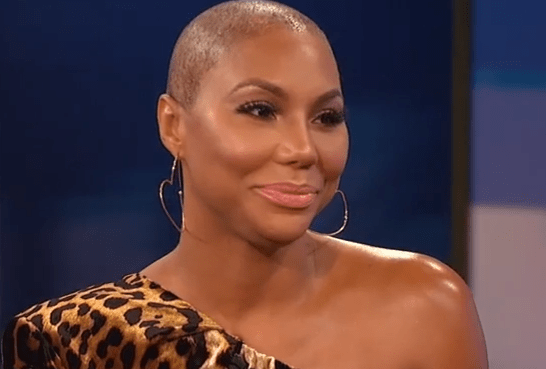 Tamar Braxton Talks About Her New Nigerian Man & Reveals She Was Molested As A Child