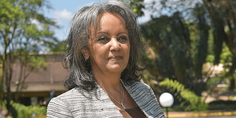 Sahle-Work Zewde Makes History As Ethiopia's First Female President