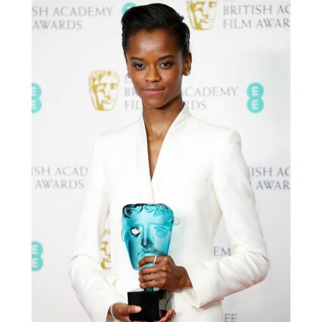 Letitia-Wright-BAFTA
