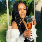 South African Star, Nomzamo Mbatha To Star In 'Coming To America 2'