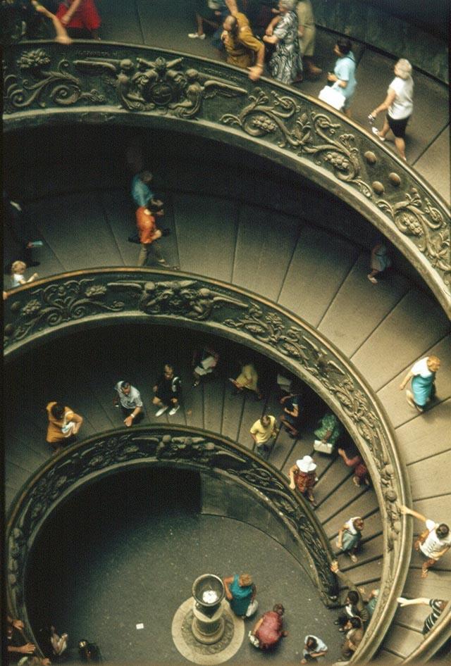 Vatikan Muzeyi / İtaliya 1970