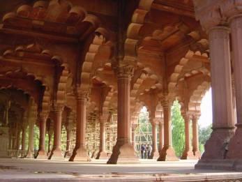 Qırmızı Qala, Agra