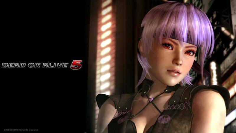 """Ayane จาก """"Dead or Alive"""""""