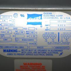 Doerr Motor Wiring Diagram Of A Car Starter Electric Lr22132 Great Installation Parts Impremedia Net 220 Air Compressor