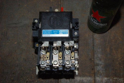 small resolution of ite size 00 contactor a203a up to 2