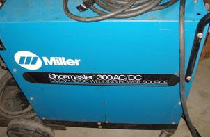 Miller Shopmaster 300 Manual