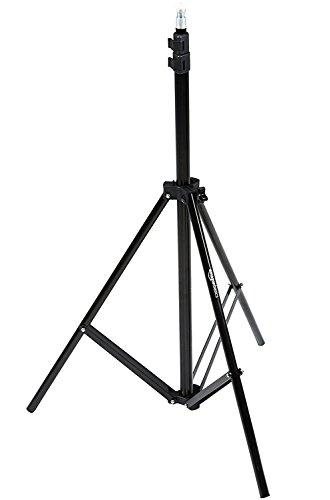 "Neewer® 76,2 cm-75 ""/76-190 cm Schwenkkopf Aluminium"