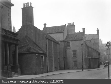 Abbot's House from North East, 1930's
