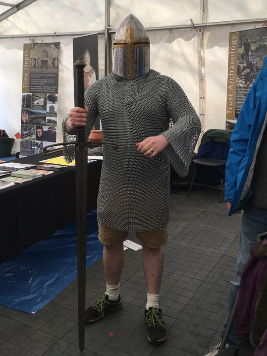 Anonymous knight