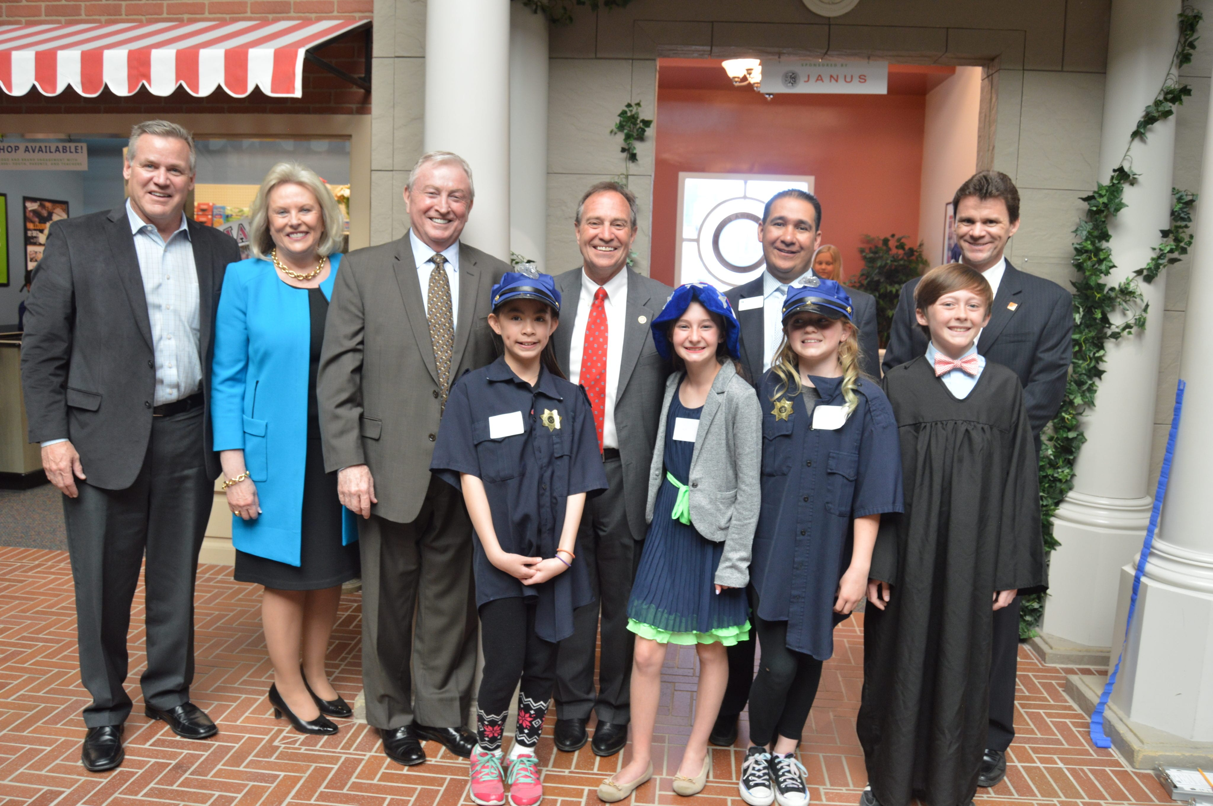 Tales From Towne Perlmutter Celebrates Financial Literacy