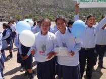 Futuros ciudadanos digitales de Cuchipampa - Ayacucho