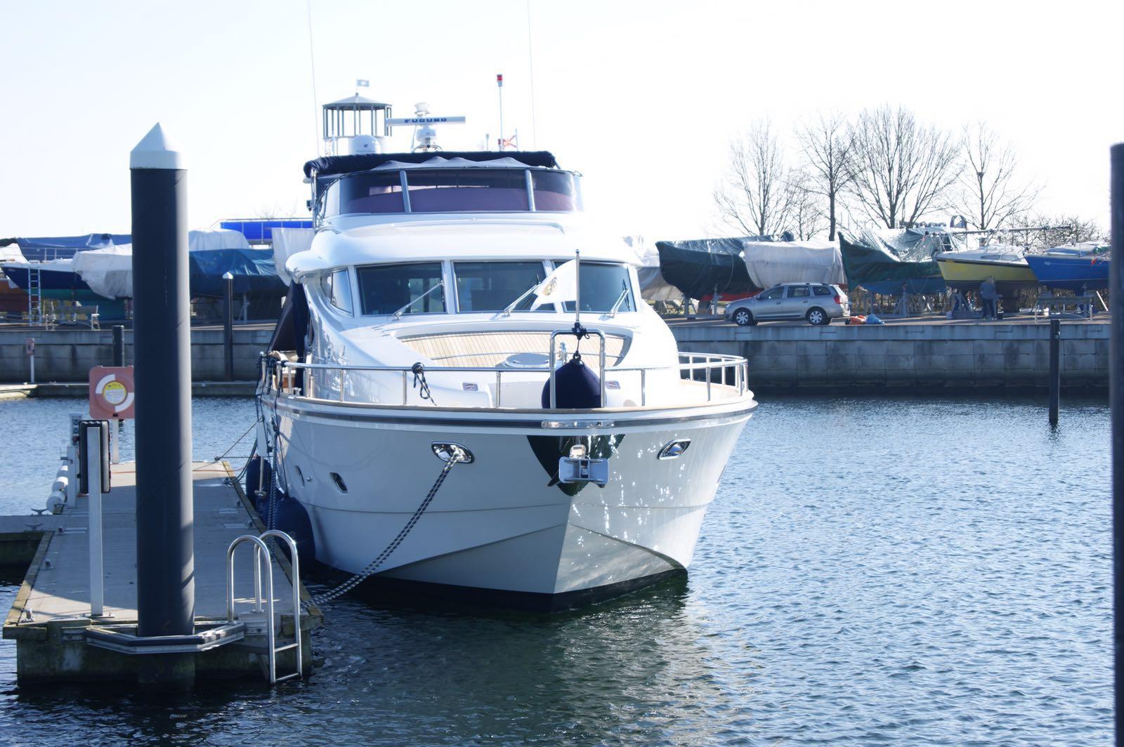 Yachtpflege