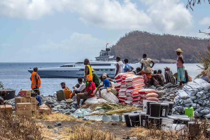 YachtAid Global Support - Hurricane Relief