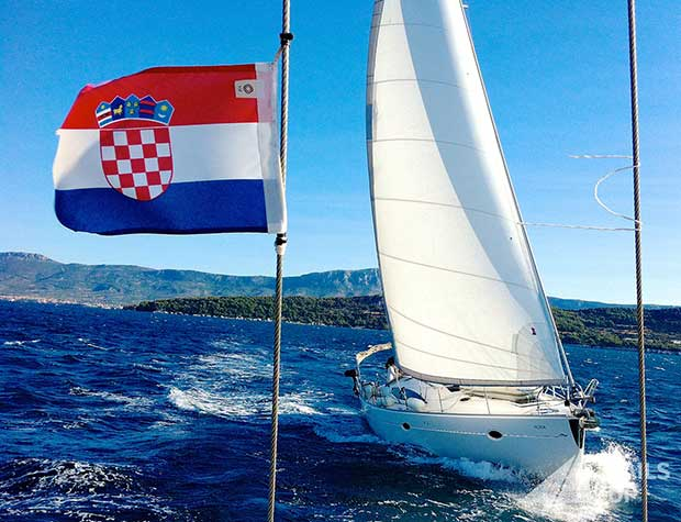 Why Is It a Great Experience Renting a Boat in Croatia? - sailing