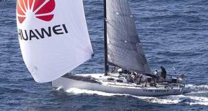 The Goat finished second overall - 2017 Sydney Newcastle Race © Crosbie Lorimer