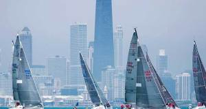 Beneteau 36.7 Fleet at the COLORS Regatta - Skyway Yacht Works COLORS Regatta Zachary Johnston