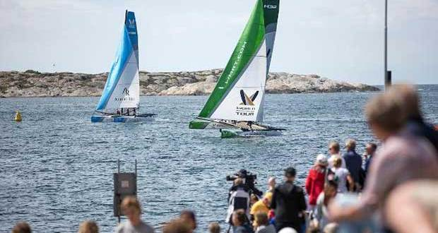 GKSS to host WMRT Gothenburg Match Cup © WMRT
