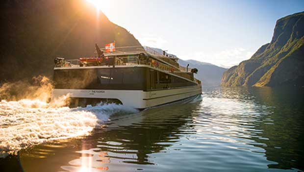 ABB powers futuristic hybrid ferry on Norwegian fjords