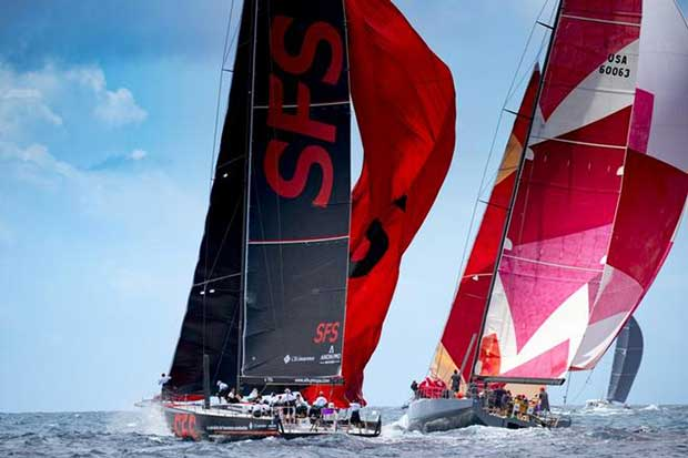 Day 1 – Les Voiles de St. Barth © Jouany Christophe