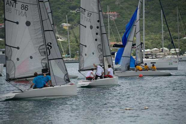 Presidente Lay Day at Antigua Sailing Week 2017 © Paul Wyeth / www.pwpictures.com http://www.pwpictures.com