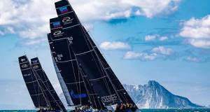 Torrential rain gave way to brilliant sunshine for the final day of the RC44 Sotogrande Cup © MartinezStudio.es