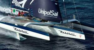 Maserati Multi70 back in action ahead of Transpacific Yacht Race maserati.soldini.it
