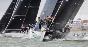 Round 2 – FAST40+ Race Circuit © Paul Wyeth / RORC