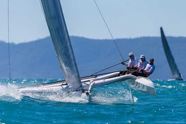 Brand new Fury Road - 2017 Airlie Beach Race Week Andrea Francolini http://www.afrancolini.com/