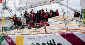 Day 1, Race 1 – Clipper Round the World Yacht Race Clipper Ventures