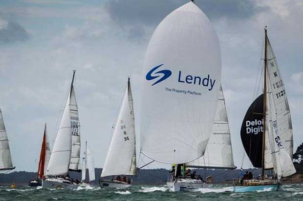 Day 7 – Lendy Cowes Week © Paul Wyeth