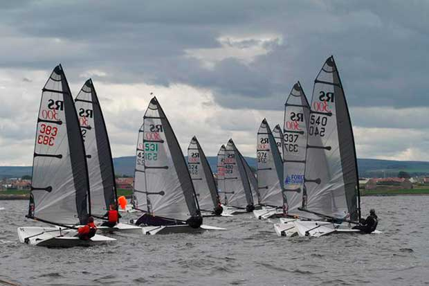 Day 1 – Volvo Noble Marine RS300 National Championship © Alan Henderson
