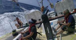 Day 24, Race 1 – Clipper Round the World Yacht Race Clipper Ventures