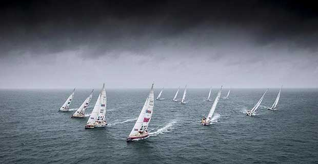Clipper Race 17-18 © Tourism Whitsundays