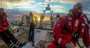 Light airs hinder fleet - Clipper Round the World Yacht Race Clipper Ventures