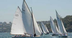 Coutas on the harbour 2015 Gaffer's Day John Jeremy http://www.sasc.com.au