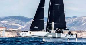 Second at Marseille One Design in 2016, Jason Carroll's Argo is hoping to go one better this year, but can they defeat RealTeam to claim the overall championship? © Sander van der Borch