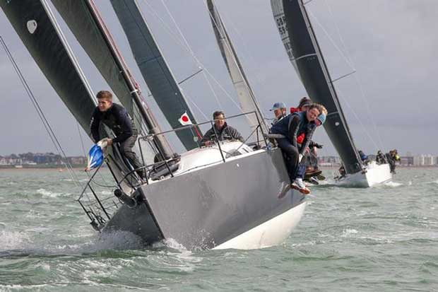 IRC Spinlock Autumn Championship – Hamble Winter Series © Hamo Thornycroft / www.yacht-photos.co.uk