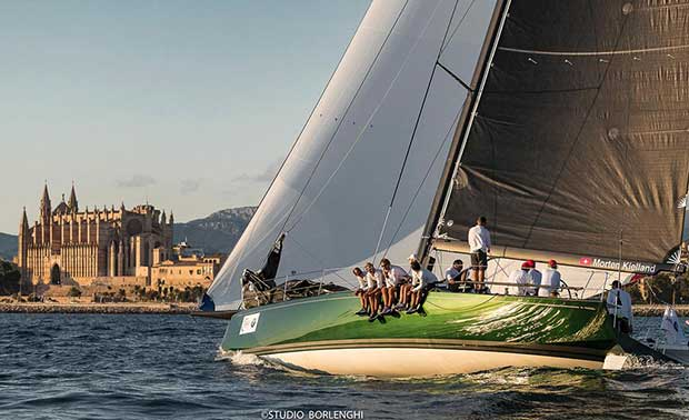 Nations Trophy - sailing