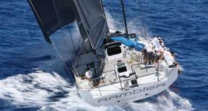 George David's American Maxi, Rambler 88 will return to Antigua in February 2018 for the start of the 10th RORC Caribbean 600 © Tim Wright / Photoaction.com http://www.photoaction.com