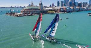 WMRT Chicago Match Cup, Chicago Yacht Club, Chicago, IL. 30th September 2017. © Ian Roman
