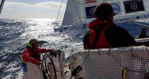 Race 3 Day 2 - Clipper Round the World Yacht Race Clipper Ventures
