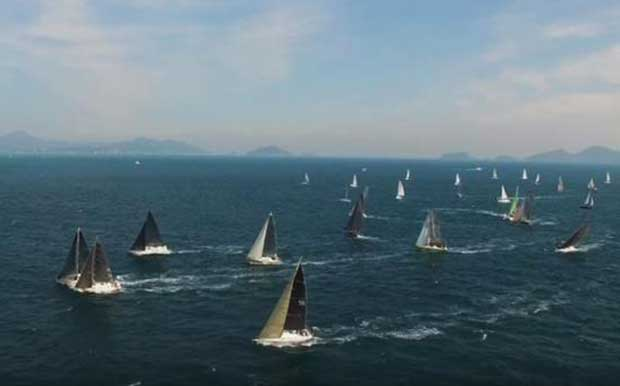 Day 2 – 11th Yisunsin Cup International Yacht Race Icarus Sports