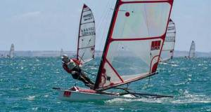 Final day - ACO Musto Skiff World Championship © LF Sports