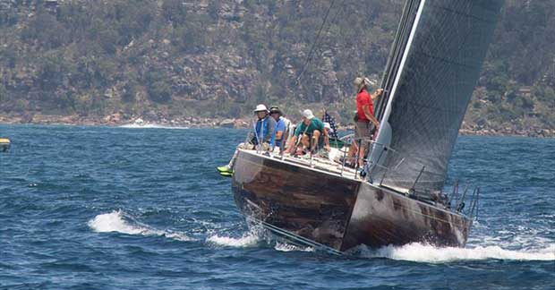 2018 Club Marine Pittwater to Paradise Regatta - photo © Checkmate - Howard Wright / IMAGE Professional Photography