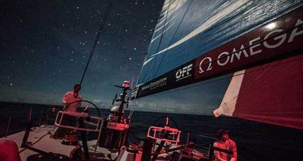 Volvo Ocean Race Leg 4, Melbourne to Hong Kong, Day 7 onboard Turn the Tide on Plastic. - photo © Brian Carlin / Volvo Ocean Race