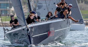 Little Nico – Helly Hansen Women's Challenge © Crosbie and Dale Lorimer
