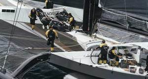 Spindrift racing - Jules Verne Trophy