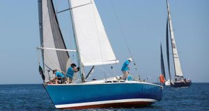 The ever-consistent veteran scored another first place on IRC for division 2 – Three Ports Offshore Race © Bernie Kaaks