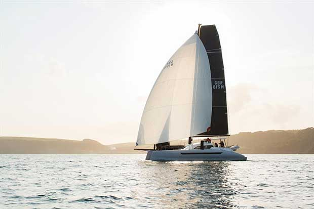 Multihull class re-introduced for AZAB 2019 © AZAB