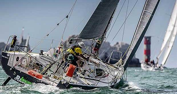 Double-handed racing debuts at Lendy Cowes Week © Paul Wyeth